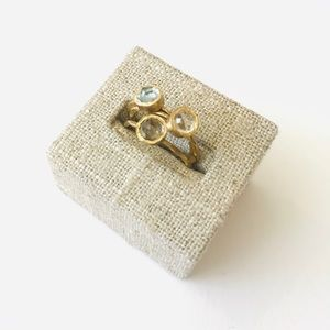 Jewelry - Stackable rings.